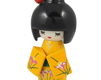 From Japan Kokeshi Wooden Doll