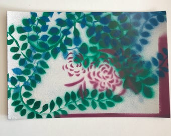 Rose Mini Art