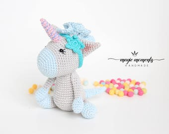 Unicorn toy, softie amigurumi unicorn, softie unicorn, crochet unicorn, stuffed toy, unicorn, stuffed unicorn, baby gift, unicorn gift