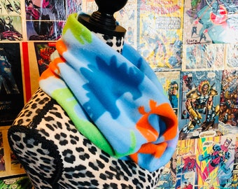 For the Love of Dinosaurs Infinity/Loop Scarf