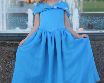 Happily Ever After Dress PDF Pattern Sizes 12 months to 12 years