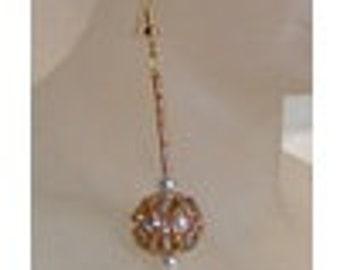 A Glimpse Of Heaven - Beaded Bead Tutorial