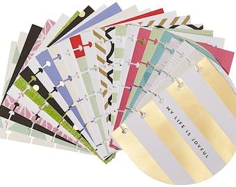 Me & My Big Ideas Plastic Create 365 Themed Cards 2-Inspiration