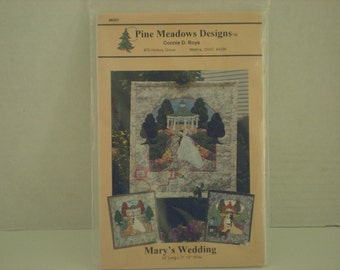 Mary's Wedding Pattern