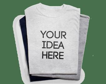 Custom Adult shirt