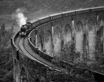 """Fine Art Photography, Scotland - """"Glenfinnan Viaduct"""""""