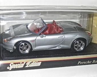 Maisto Die Cast Metal Porsche Boxster