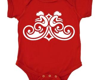 Monkey Baby - Onesie - 12 months & 18 months