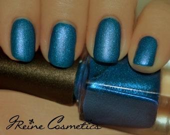 Rue Royale - Royal Blue Matte Nail Polish