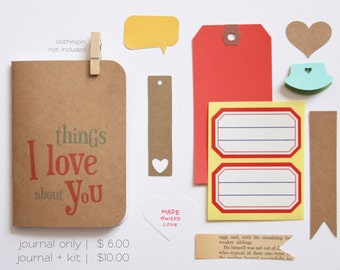 Things I Love About You . Coupon Book Birthday Wedding Anniversary Marriage Engagement Boyfriend Girlfriend Husband Wife . Card Journal List