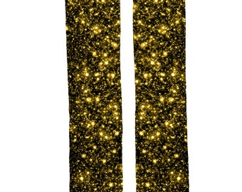 Gold Fever Fun Socks Unique Birthday Gift Stocking Stuffer