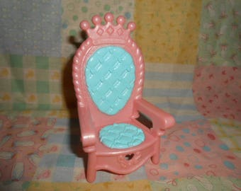 Fisher Price Loving Family Dollhouse PRINCESS CASTLE Throne Once Upon a Dream