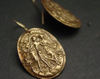 Three Graces - Earrings