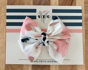 Bow tie fabric
