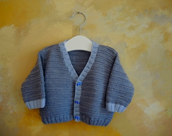 Little Cardigard for your baby boy