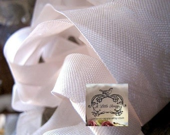 Rayon Seam Binding Ribbon Flesh