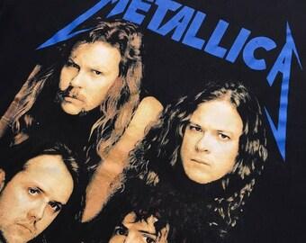METALLICA vintage 1993 tour shirt