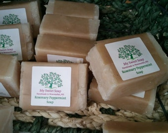 My Sweet Soap - 4 Soap Bars for 16.00!