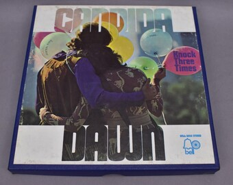 Rare Vintage Candida Dawn Shot Reel to Reel Tape Bell 7 1/2 IPS