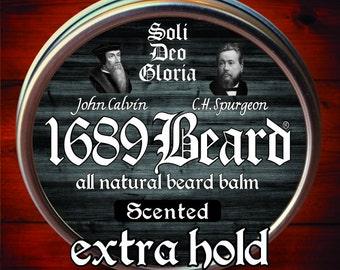 1689 Beard Balm (2oz can)- Extra Hold
