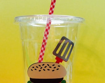 BBQ Party Cups
