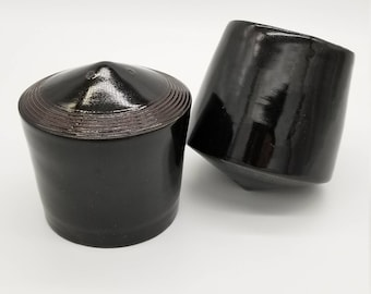 No - Spill Ceramic Whiskey Cups / Sippers / Tumblers