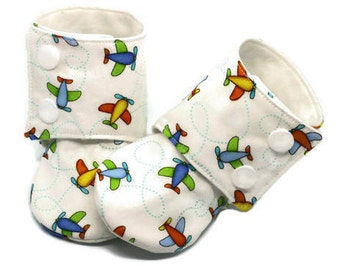 Airplane loafers, Boys Toddler shoes, Stay on baby booties, Airplane baby booties, Boys crib shoes, Baby booties, Boys slippers, baby gift