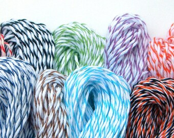 Baker's Twine, Divine Mix of 13 colors, 25 yards each or 325 yards total, Assortment