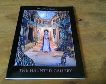 Artbook - The Haunted Gallery