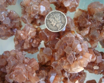Aragonite Crystal R9