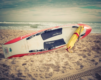 Surf Rescue Photo Print Wall Art Print Photography