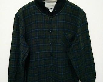 Scanner Shirt Button Up Japan