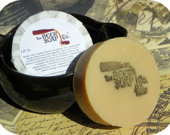 IPA Beer Soap Made with Dogfish Heads 90 Minute India Pale Ale