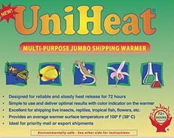 72 Hour Heat Pack for Cactus & Succulents Heating Pad Heat Pad Heat Therapy Heat Bag Protect Plants in Winter Weather