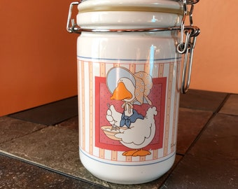 Fabrizio George Good Exclusive Mother Goose Storage Canister Japan