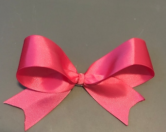Pink Classic Bow