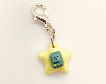 Adventure Time's BMO Beemo Charm