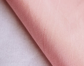 Soft Pink Art Silk Fabric By The Yard Silk Curtain Fabric Apparel Fabric Silk Dupioni Fabric Indian Silk Fabric By The Yard