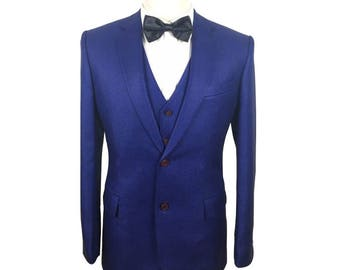 Wedding Suit in Blue