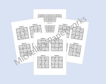 Sudoku Fun Easy Volume 3