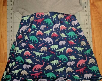 Dinosaur Print Girls Dress