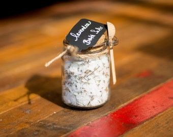 Lavender Bath Super Salts
