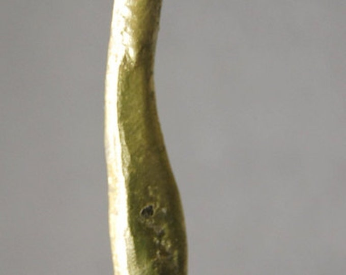 Made to Order Custom Braised on Bronze Metal Long Legged Giraffe Small Sculpture By Jacob Novinger