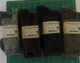 Alpaca socks medium