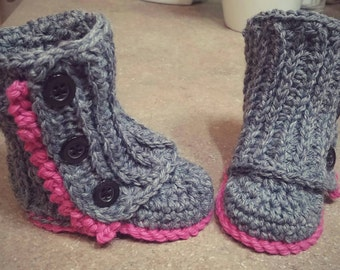 Baby booties crochet, baby boots, crochet baby shoes, baby footwear, booties, baby slippers, crochet, crochet, baby girl Booties