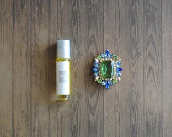 Ambrosia Perfume Oil, Roll On Perfume, Fruity, Sweet, Fragrance, Vegan, Signature Fragrance
