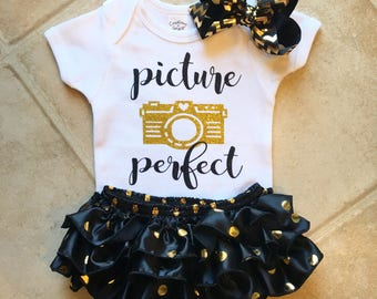 Picture Perfect onesie