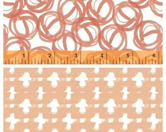 Sale! 2 Fat Quarters Aria by Kelly Ventura Windham Fabrics