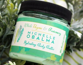 White Thyme and Rosemary - Michelle Obalma Body Butter