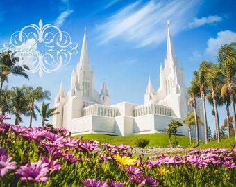 San Diego, California LDS Mormon Temple